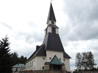 ロヴァミエミ教会