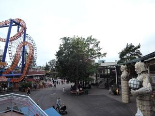 リンナンマキ遊園地