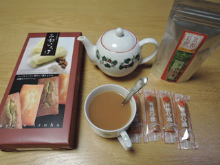 京都紅茶ほか
